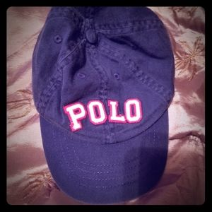 Toddler polo caps size 12months.